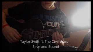 Taylor Swift ft. The Civil Wars - Safe and Sound (Acoustic)