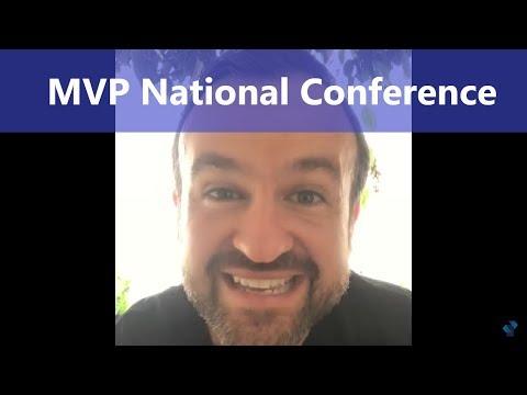 MVP National Conference em São Paulo 6 e 7 de Abril de 2018