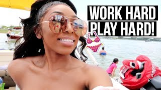 AsToldByAshley! ⇢ Most LIT Boat Party Ever! Sushi Date, Behind The Scenes!