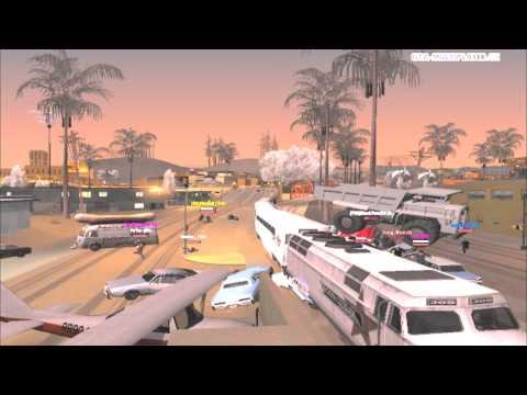 GTA-Multiplayer.cz | Train