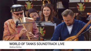 Andrius Klimka & Andrey Kulik - World of Tanks Soundtrack Live - WoT Музыка