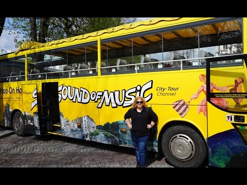 Salzburg Sound Of Music Tour - Europe Travel Vlog Day 17