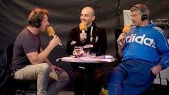 """radioZWEI mit Thomas Wosch und Martin """"Gotti"""" Gottschild beim Parkfest 2018"""