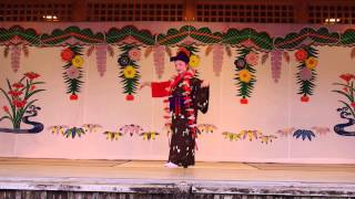 Traditional Dance Performance in Okinawa - (3/4)