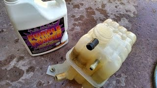 Suburban low coolant sensor clean it don't replace it by froggy