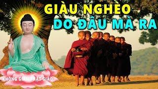 """Thế Gian """"NGƯỜI GIÀU SANG KẺ NGHÈO HÈN"""" - Muốn Thay Đổi Vận Mệnh Hãy Nghe Phật Dạy Qua Về Điều Này"""