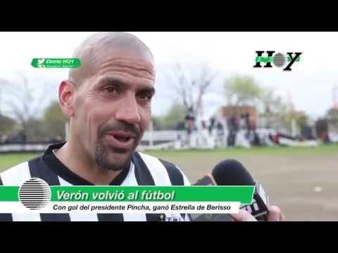 Empezaron las Brujerías en Berisso: con gol de Verón, Estrella volvió a ganar