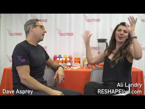 Ali Landry interviews Dave Asprey for Reshape