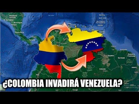 ¿Colombia invadirá a Venezuela?
