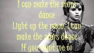 Stars Dance Selena Gomez Lyrics