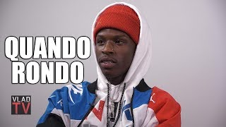 Quando Rondo Doesn't Believe He's Risking His Life Being in His Old Hood (Part 10)