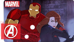 Marvel's Avengers - Gemeinsam unbesiegbar   NEU auf Marvel HQ Deutschland