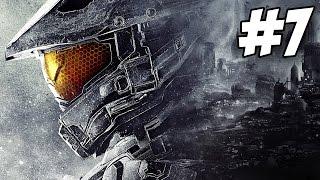 Halo 5 Walkthrough Part 7 Mission 5