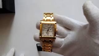 Orient Fetac001w0 часы мужские механические видео обзор