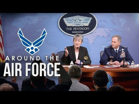 Around the Air Force: SotAF / House Armed Services Readiness Subcommittee