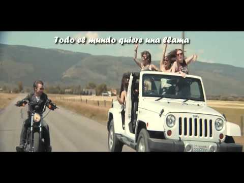 James Blunt - Bonfire Heart [Official Video] (Subtitulado En Español)