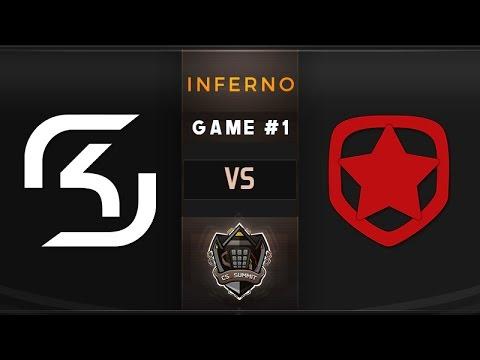 cs_summit - Gambit vs SK Gaming G1