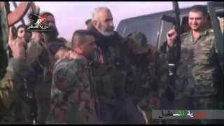 Brigadier-General Zahr Eddin, commanding officer of army's operations against ISIS in Deir Ezzor