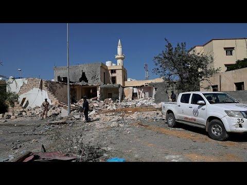 مقتل 3 أطفال وإصابة 8 أشخاص بينهم طفل في غارة جوية على العاصمة الليبية…  - نشر قبل 55 دقيقة