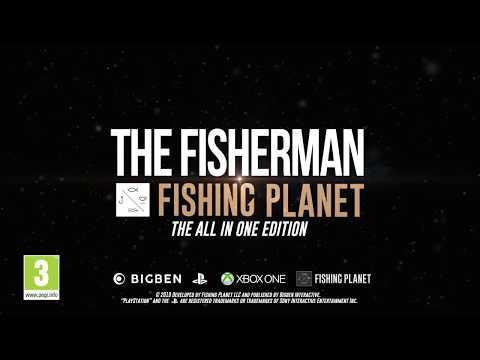 The Fisherman – Fishing Planet arriva su PlayStation 4 questo autunno