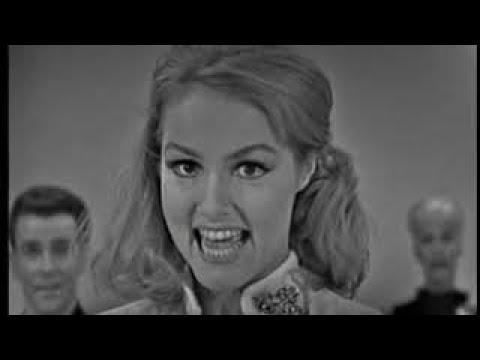 Julie Newmar Simon Says, 1963 TV