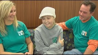 Love for Lauren: Friends and strangers uplift Calera girl battling cancer