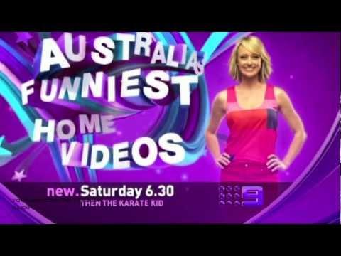 Australia's Funniest Home Video Show   Channel Nine Promo