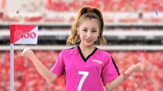 AKB48の板野友美が1月31日、都内で行われた「Gooシリーズ選んで!ベスと...