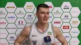 Tisková konference: USK Praha - ERA Basketball Nymburk