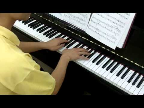 ABRSM Piano 2011-2012 Grade 8 C:2 C2 Debussy Valse Romantique