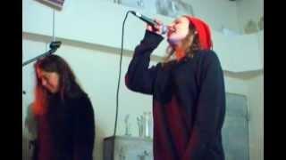Ewa Gigon with Amy Denio The Shed feb 08
