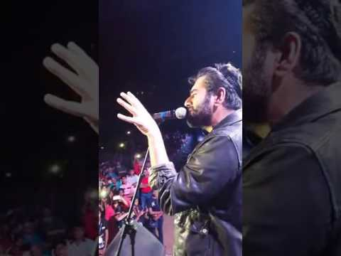 Shekhar Ravjiani performing Zehnaseeb at PES University Bengaluru