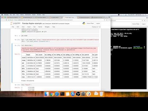 LIVE MSI Tutorial: Advanced Python for Scientific Computing 4/5/18