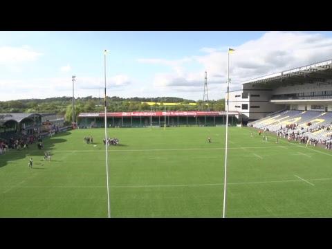 LIVE: Women's Premiership final - Bristol v Aylesford Bulls