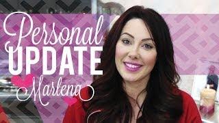 Personal Update! PLUS sneak peek of new blushes!   Makeup Geek