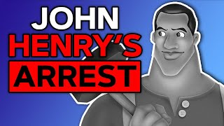 The Messed Up TRUE Story of John Henry's Arrest | Fables Explained - Jon Solo