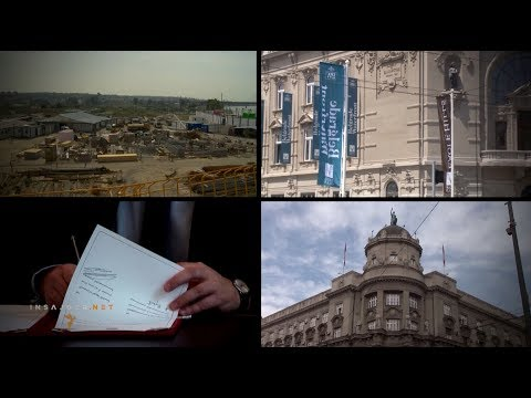 Beograd na vodi, prvi deo  - Insajder bez ograničenja