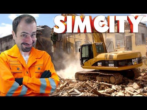 SimCity - Colocando pra quebrar !!
