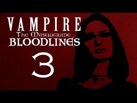 [CREEPY GIMBLE] #3 | Vampire: The Masquerade - Bloodlines