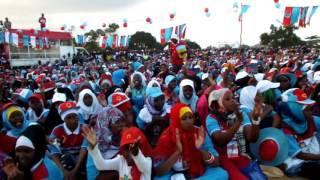 Mkutano wa Kampeni za CUF Mtopepo (Highlights)