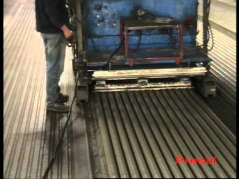 prestil produzione di pali in cemento precompresso youtube