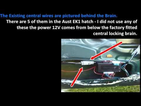 Jetta Fuse Diagram Honda Civic Ek1 Cxi 1998 Remote Keyless Entry Installation
