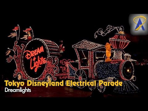 Tokyo Disneyland Electrical Parade: Dreamlights