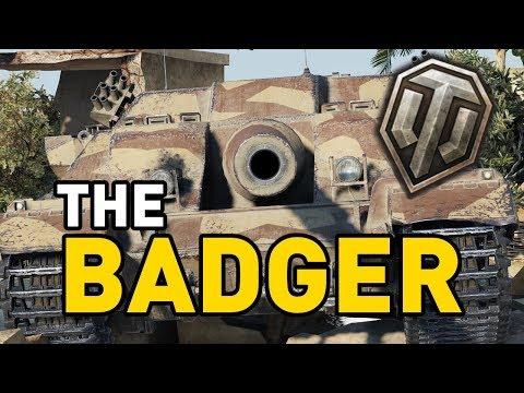 World of Tanks    The Badger