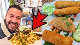 Un FAST FOOD SRI LANKAIS : le plat le + kiffant du Sri Lanka! - VLOG #1085