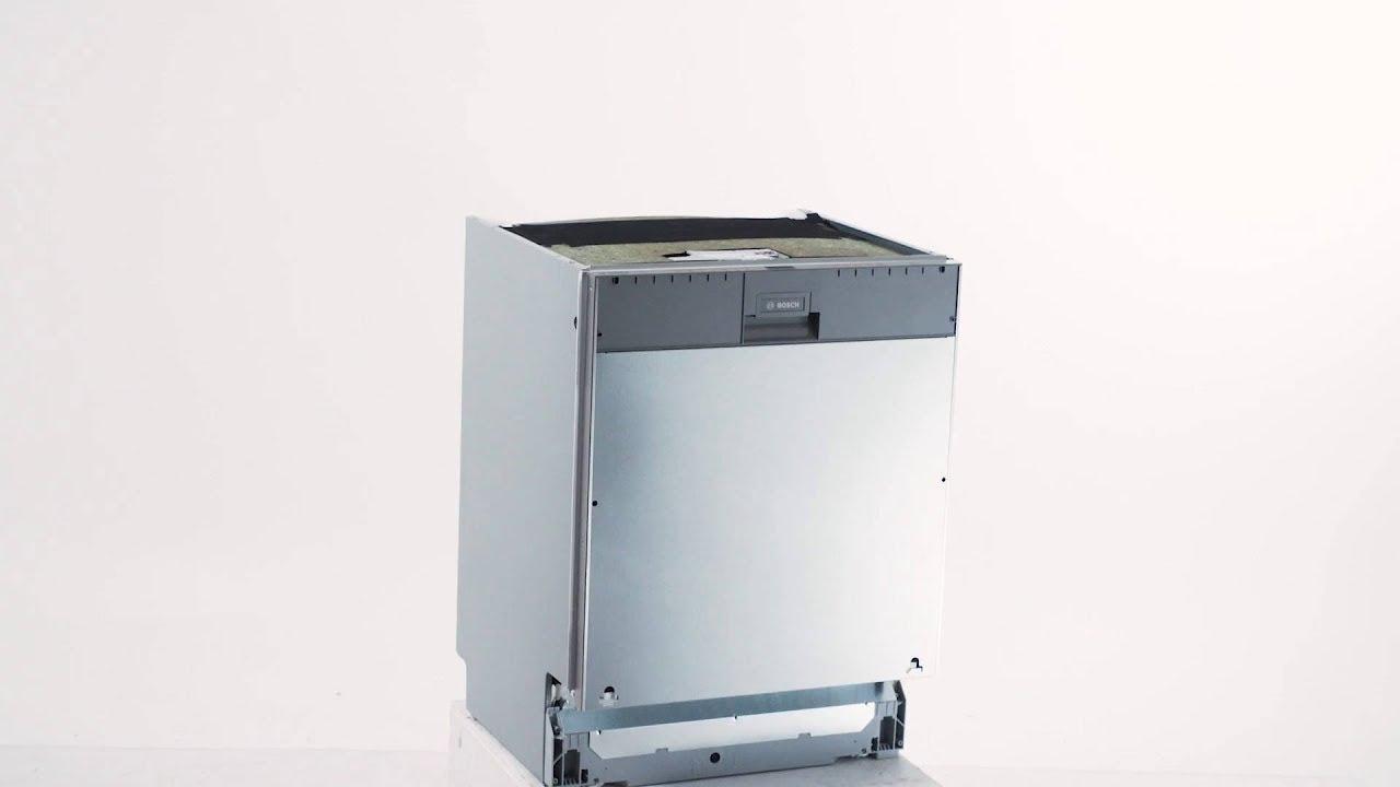 Inredning diskmaskin bosch : Bosch SMV67MD01E Diskmaskin med Zeolith - YouTube