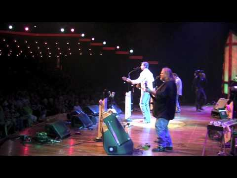 Darryl Worley on the Grand Ole Opry