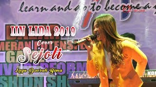 """Viral"" Lagu SEJOLI LAGU DAERAH BIMA Cover IIN BIMA LIDA 2019 LIve STIE XPO 2019"