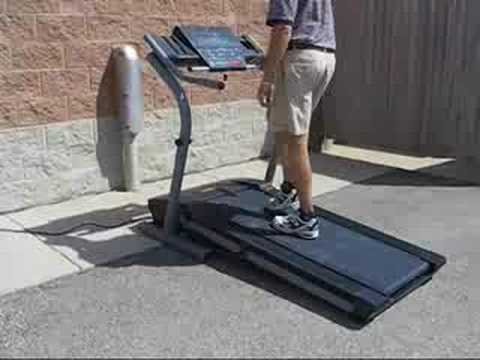 Nordic Track Exp 1000 S Treadmill Youtube