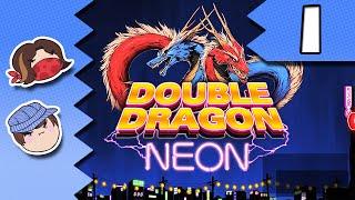 Double Dragon Neon: Tea and Crumpets - PART 1 - Steam Train